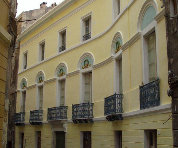 Palazzo De Candia Cagliari